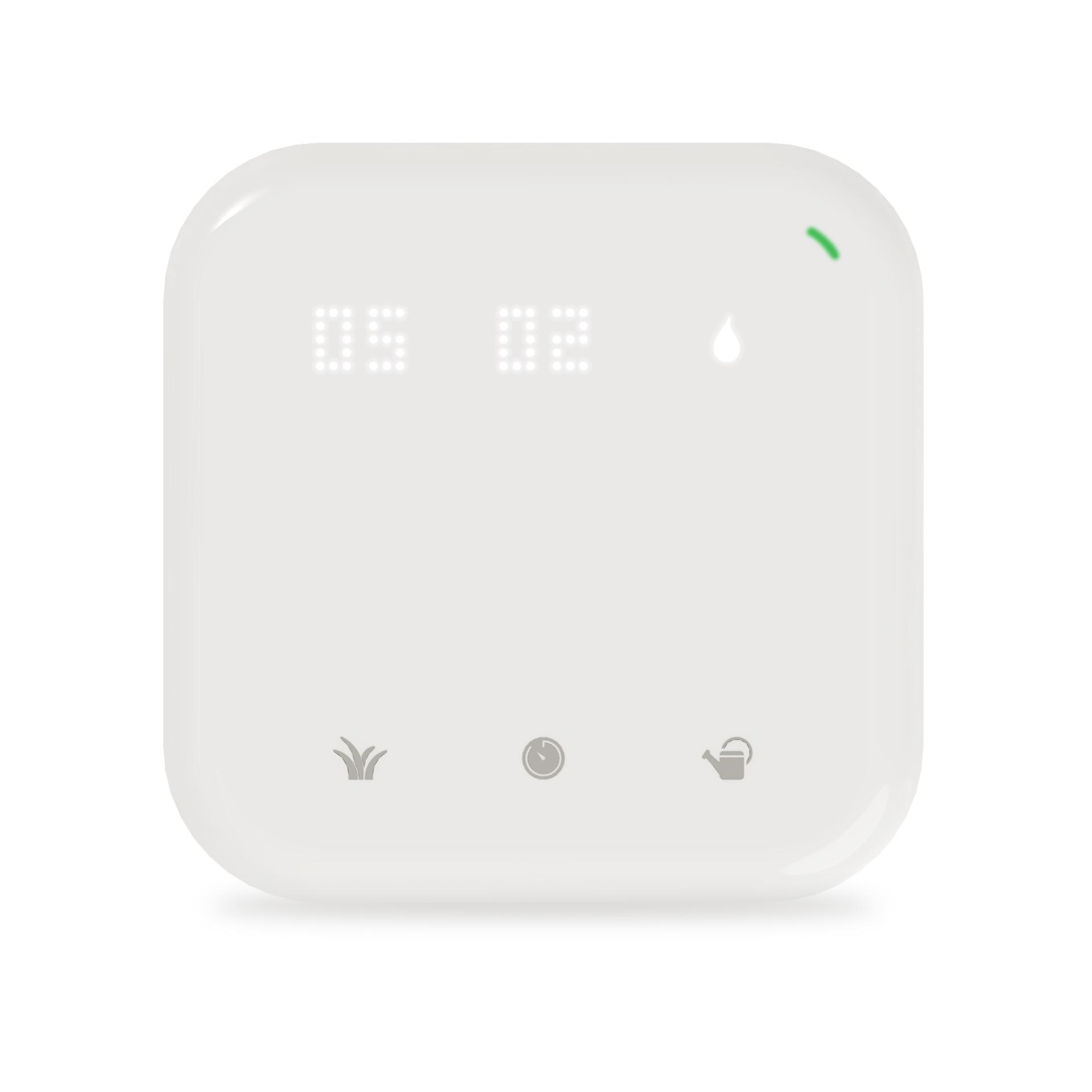 Netro Spark, A Smart Sprinkler Controller